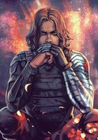 The Winter Soldier - I knew him by ElephantWendigo