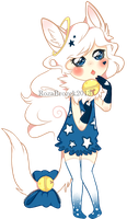 ::Auction::GalaxyKittens::Adoptable::SOLD by TotemEye