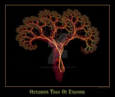 Autumns Tree Of Dreams by Darkestnightmare