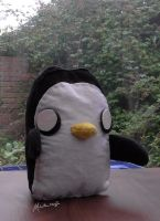 Gunter Plushie by HypoThermus