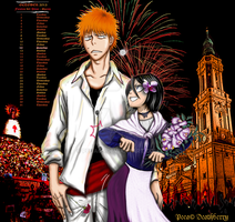 Ichiruki Calendar October 2013 by peca06