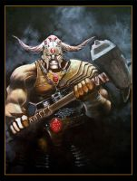 the hammer by gabos