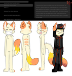 Commander Easy Cheese Revolution Ref by SmilehKitteh