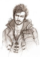 OUAT - Would you give me a hand? - Hook by Lehanan