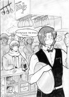 APH: Confessions at the Bar - RusLiet by Tamagi