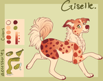 Giselle Reference by Noxx-ious