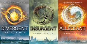 +Trilogia Divergente by iFunnyLights