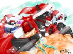s.M002_Be Santa-Con by BloodyChaser