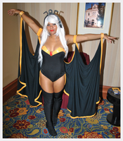 Anime USA: Storm Cosplay by Prepare-Your-Bladder