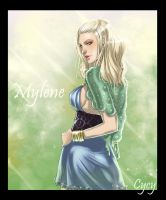 Mylene by Syrkell