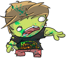Zombie Template by Matty-King