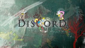 Discord Grunge Wallpaper by LuGiAdriel14