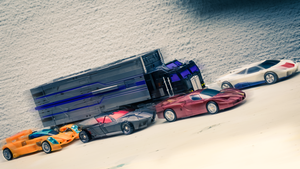 (Not) Stunticons Roll Out! by phtoygraphy