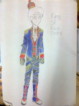 MRA: King Of Rock Coord by MikaTheBlueKitty