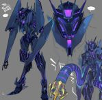 TFP Soundwave. by Tojosaka666
