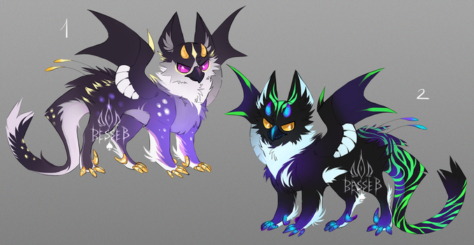 Angry chicks adopts closed (only custom available) by BeSSeB