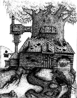 Tree House by JRTribe