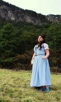 OUAT Belle by BellaHime