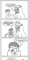Self Reflection: Salty Spitoon by Imagine23