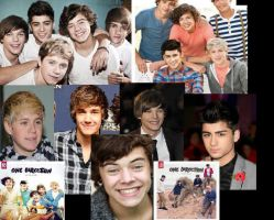 One Direction by super8love