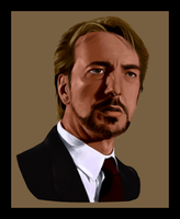 Alan - Hans Gruber by ArcanePrayer