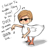 Pewdieduck by Hitswi