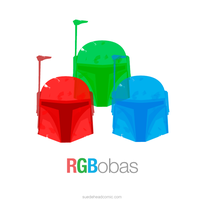 RGBobas by suedeheadcomic