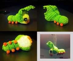 Sewaddle Amigurumi Secret Santa by TheHarley