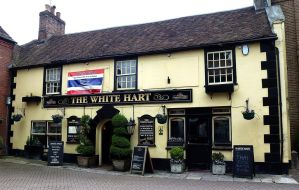 the white hart by awjay