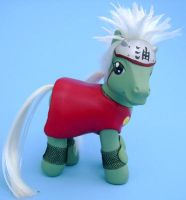 Custom MLP: Jiraiya by songbird21
