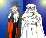 Tuxedo Mask - Moonlight Knight by Salvini