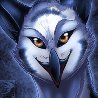 Icon Comish - O Rly? by TwilightSaint