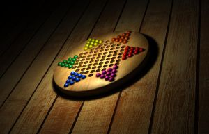 Chinese Checkers X by xxtjxx