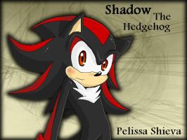 :: Shadow The Hedgehog :: by Pelissa