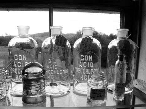 Empties by Nariane