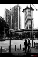 Urban - Singapore 03 by MikeRaats