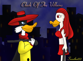 Clash Of The Villains by sweetkat22