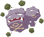 Weezing by NeosTH2001