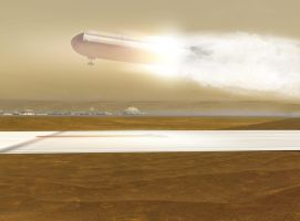 Nuclear SSTO Reverse Thrust by William-Black