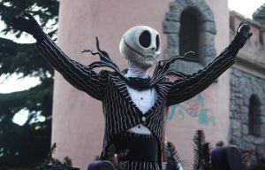 Mr. Skellington by Mlle-Dreamer