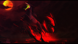 ++ Blood Moon ++ by SinisterEternity