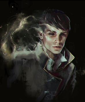 The Outsider by perditionxroad