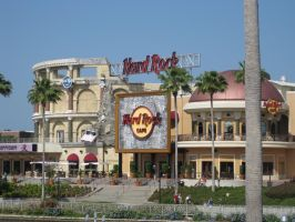 Hard rock cafe by FinalATTRACTION
