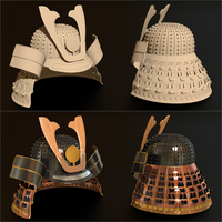 Kabuto WIP1 by DeargRuadher