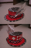 Awesome Duct Tape Hat by AnneliCyambl