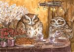 Tea-Party with Mrs. Valentina Grassi by ThePyf