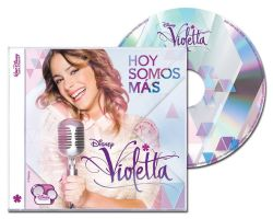 Violetta2  CD Hoy Somos Mas DESCARGA by Viicky-Editions