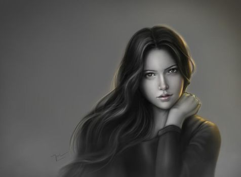 Nadya [Photo study] by TiNyThanhTruc