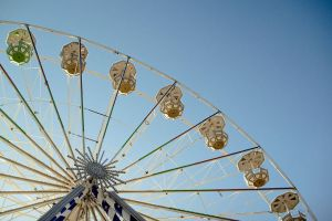Ferris wheel by Whimish
