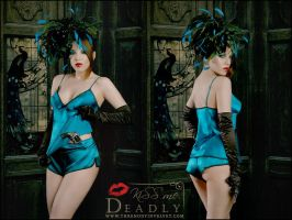 Kiss Me Deadly - Delacroix by ladymorgana